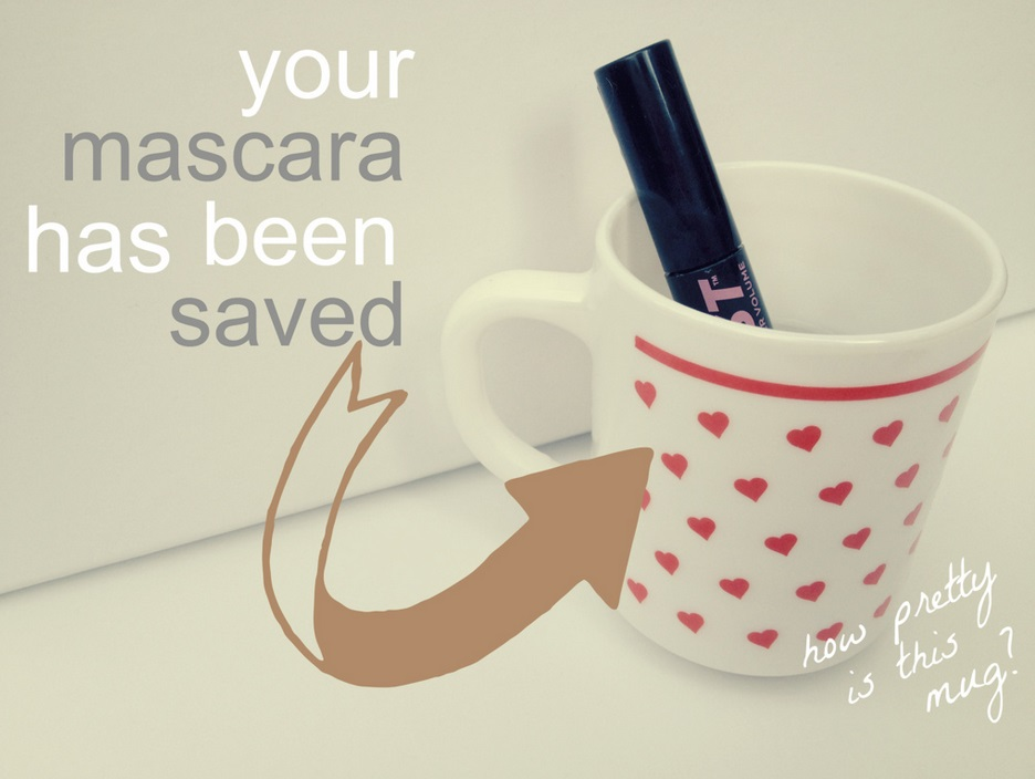 save-old-mascara