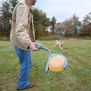 13. Does your dog judge your pathetic throwing skills Get a Winga and earn back their respect