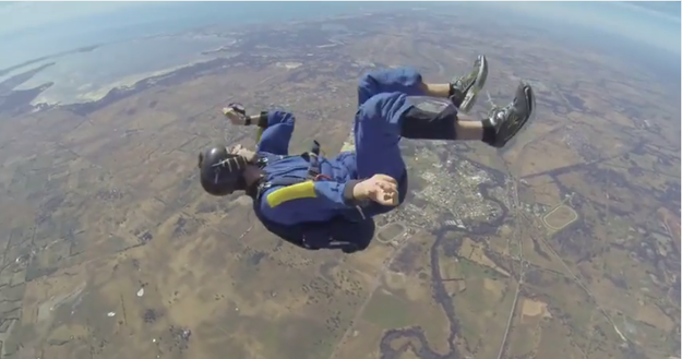 #2 skydiving